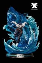 【Pre Order】 B SIX Studio Naruto Battle Series Resonance Hoshigaki Kisame Resin Statue Deposit