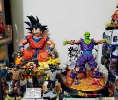 【In Stock】Figure Class Dragon Ball Z Son Goku Sitting Pose serise 1:3 Scale Resin Statue