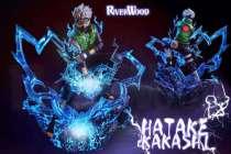 【Pre order】RiverWood Studio Naruto Hatake Kakashi Resin Statue Deposit