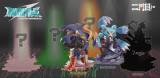 【In Stock】ER ZHOU MU Studio Pokemon Cynthia top of the Pokémon League Resin Statue