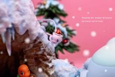 【Pre Order】Made Shadow Studio Pokemon The Winter Scenery Resin Statue