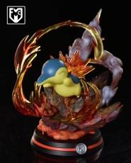 【Pre order】MFC Studio Pokemon Cyndaquil Resin Statue Deposit