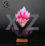 【In Stock】XZ Studio Dragon Ball Goku Rose Bust Resin Statue