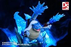【Pre order】DS Studio Pokemon  Blastoise Resin Statue Deposit