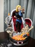 【In Stock】THEME WORKS Dragon Ball Super Android18 1:6 Resin Statue