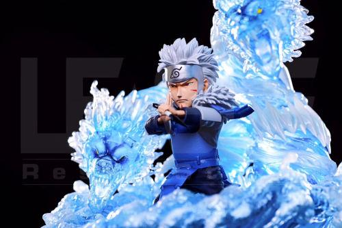 LeaGue Studio Naruto Senju Tobirama Resin Figure Model Statue Collection  N