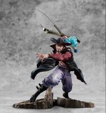 【In Stock】MegaHouse POP MAX One-Piece Dracule Mihawk 1/8 PVC Figure Statue