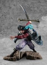【Pre order】MegaHouse POP MAX One-Piece Dracule Mihawk 1/8 PVC Figure Statue Deposit