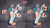 【In Stock】Pink Pink Studio Bleach Neliel Tu Oderschvank 1:6/1:4 Scale Resin Statue Deposit