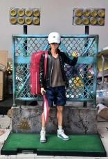 【Pre order】M3 Studio The Prince of Tennis Ryoma Echizen 1/6 Resin Statue Depsoit