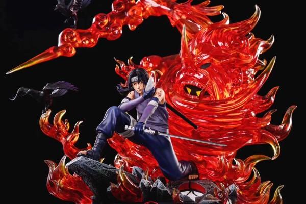 【Pre Order】Melody Studio Naruto Uchiha Itachi 1:6 Scale Resin Statue Deposit