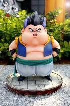 【Pre order】DIM Model Studio Dragon Ball Fat Gotenks Resin Statue Deposit