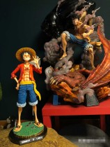 【In Stock】PT Studio One-Piece Monkey D Luffy  1:4 Scale Resin Statue
