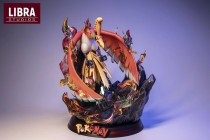 【Pre order】Libra Studio Pokemon Golden Bird Ho-Oh Resin Statue Deposit