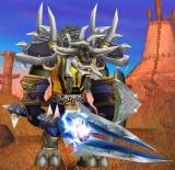【Pre order】GP One Studio Warcraft WOW Weapons Thunderfury,Blessed Blade of the Windseeker 1/2 Scale Resin Statue Deposit