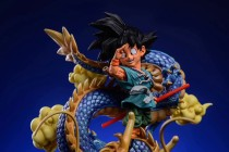 【In Stock】LeaGue Studio Dragon Ball Goku Goodbye Dragon Ball  WCF Resin Statue