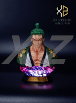 【In Stock】XZ Studios One Piece  Roronoa Zoro Bust Resin Statue