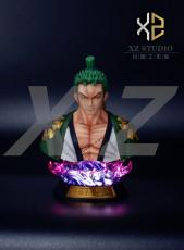 【In Stock】XZ Studios One Piece  Roronoa Zoro Bust Resin Statue