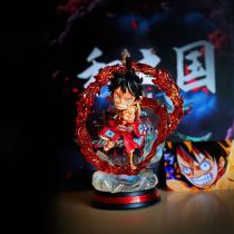 【In Stock】W17 Studio One-Piece Luffy Wano Country WCF Resin Statue