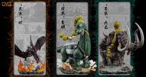 【In Stock】OMG Studio One-Piece Yonko KAIDO Pirates King Jack Queen Resin Statue