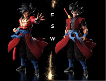 【Pre order】CSW Dragon Ball Hero Goku SSJ4 Resin Statue Deposit