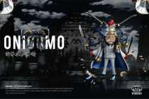 【Pre Order】Yz Studio One Piece Navy resonance series Onigumo Resin Statue Deposit