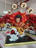 【In Stock】Leo Of Sky Studio One-Piece Luffy Gear4 1:5/1:8 Scale Resin Statue