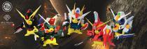 【Pre order】N2 STUDIO Pokemon Pikachu cos Seed five Gundam Resin Statue Deposit