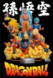 【Pre Order】RS STUDIOS Dragon Ball Super Full Forms of Goku  Resin Statue Deposit
