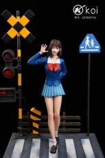 【Pre Order】koi Studio SlamDunk Haruko Akagi 1:6 Scale Resin Statue Deposit