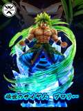 【Pre order】Light Weapon Studio Dragon Ball Super Broly Legendary AMA Super Saiyan 1:6 Scale Resin Statue Deposit
