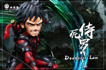 【Pre order】PrinceKin Studio One-Piece Law cos Deadpool Resin Statue Deposit