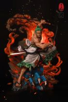 【Pre order】LC Studios One Piece Wano Country Roronoa Zoro  Resin Statue Deposit