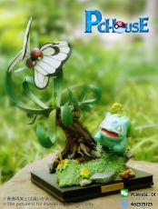 【Pre Order】Pc House Pokemon Gosanke The Second Stytle Bulbasaur Resin Statue Deposit