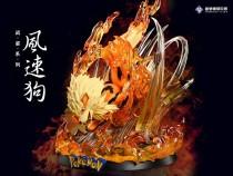 【Pre order】ZaoMengShi Studio Pokemon Arcanine Resin Statue Deposit