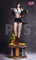 【Pre order】Pink Pink Studio Final Fantasy VII FF7 Fighting goddess TIFA Resin Statue Deposit