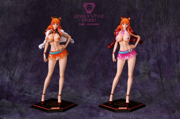 【In Stock】Little Love Studio One Piece Nami Fashion 1:6 Scale Resin Statue