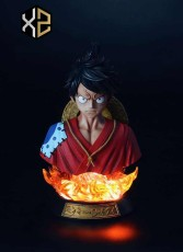 【In Stock】XZ Studios One Piece Luffy Bust Resin Statue