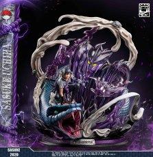 【Pre order】BOX Studio Naruto Sasuke kutiyose no jyutsu 1:7 Scale Resin Statue Deposit