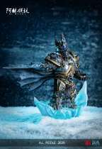 【In Stock】AL Model WOW Lich King Arthas SD Scale Resin Statue
