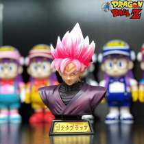 【In Stock】XZ Studio Dragon Ball Goku Rose Bust Resin Statue