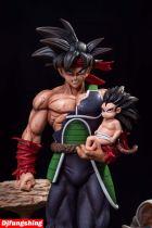 【Pre order】DJFUNGSHING Studio Dragon Ball Z Burdock Hug Baby Raditz 1/6 Resin Statue Deposit