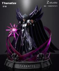 【Pre order】Z-studio Saint Seiya THE LOST CANVAS Thanatos 1/6 Scale Resin Statue Deposit
