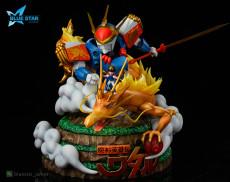 【Pre order】Blue Star Studio Majin Eiyuuden Wataru Gaiden 魔神英雄伝ワタル   Resin Statue Deposit