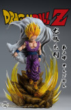 【In Stock】Light Weapon Studio Dragon Ball Super Gohan Childhood Super Saiyan 1:6 Scale Resin Statue