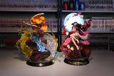【In Stock】DB Home&Magic Cube Studio Demon Slayer: Kimetsu no Yaiba Agatsuma Zenitsu Resin Statue