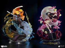 【Pre order】DB Home&Magic Cube Studio Demon Slayer: Kimetsu no Yaiba Agatsuma Zenitsu Resin Statue Deposit