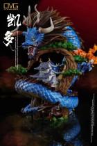 【Pre order】OMG Studio One-Piece Yonko KAIDO Pirates Kaido Dragon Resin Statue Deposit