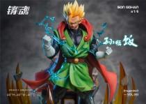 【Pre order】Sculpting Soul Studio Dragon Ball Z Super Saiyan Gohan 1:6 Resin Statue Deposit