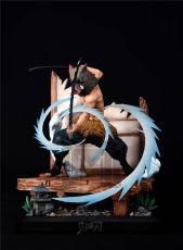 【In Stock】Model Palace Demon Slayer Series No.1 Kimetsu no Yaiba Hashibira Inosuke Resin Statue